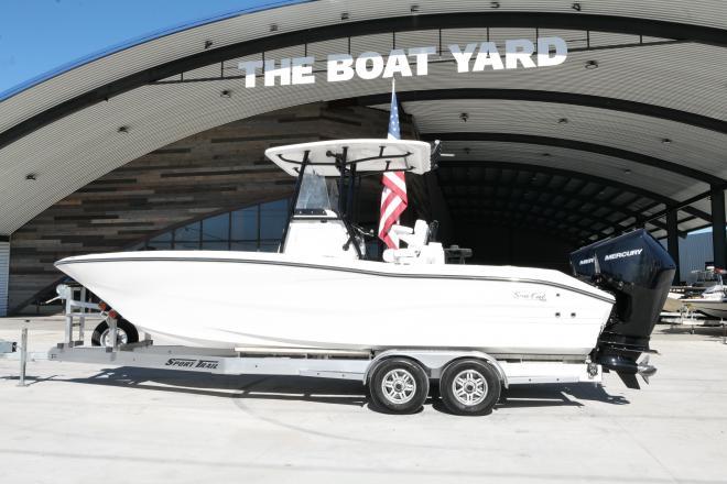 2021 Sea Cat 260