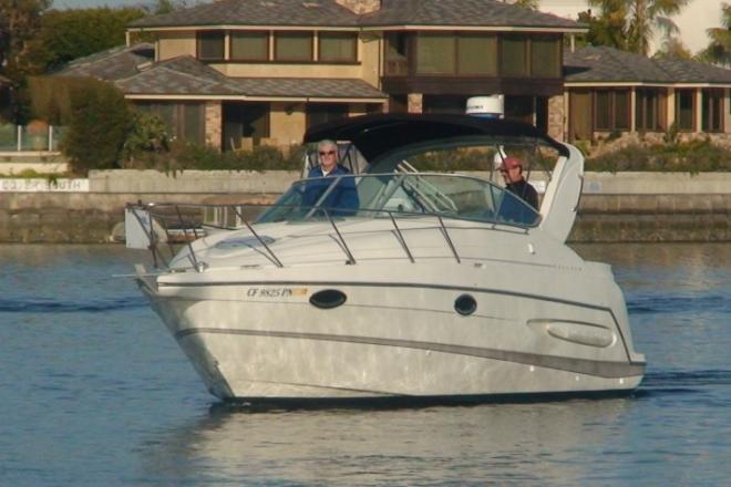 2000 Maxum 2800 SCR - For Sale at Newport Beach, CA 92657 - ID 203772