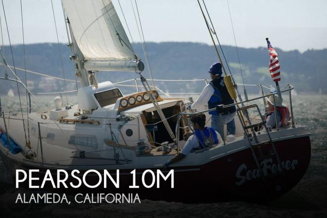1974 Pearson 10M - For Sale at Alameda, CA 94501 - ID 203782