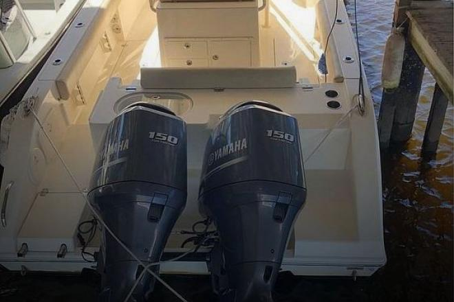 2014 Cobia 256 CC - For Sale at Naples, FL 34102 - ID 203549