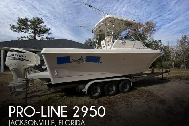 1997 Pro Line 2950 - For Sale at Jacksonville, FL 32258 - ID 203554
