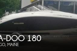 2012 Sea Doo Challenger SE 180