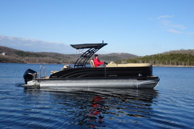 2021 Harris Sunliner 250 Sport SLDH - For Sale at Branson, MO 65616 - ID 203809