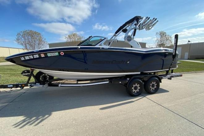 2018 Mastercraft X23 - For Sale at Des Moines, IA 50301 - ID 203811