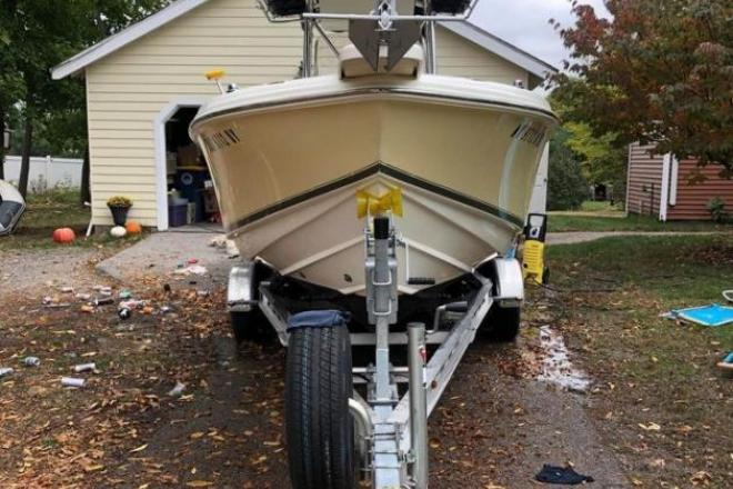 2004 Scout Sportfish 235 - For Sale at Norwell, MA 2061 - ID 203813
