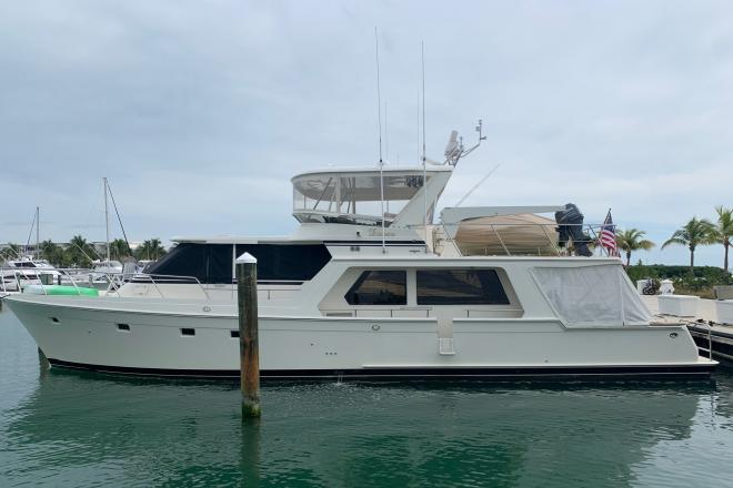 2005 Offshore 62 Pilothouse - For Sale at Key West, FL 33040 - ID 203920