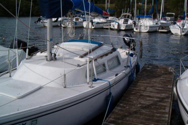 1981 Catalina 22 - For Sale at Bland, VA 24315 - ID 203929