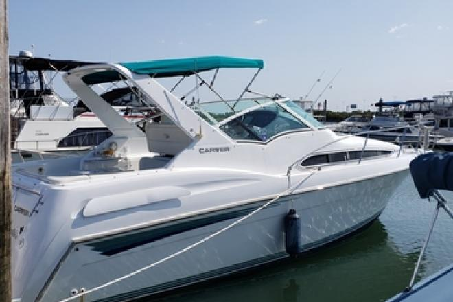 1995 Carver 310 Express - For Sale at Scituate, MA 2040 - ID 203931