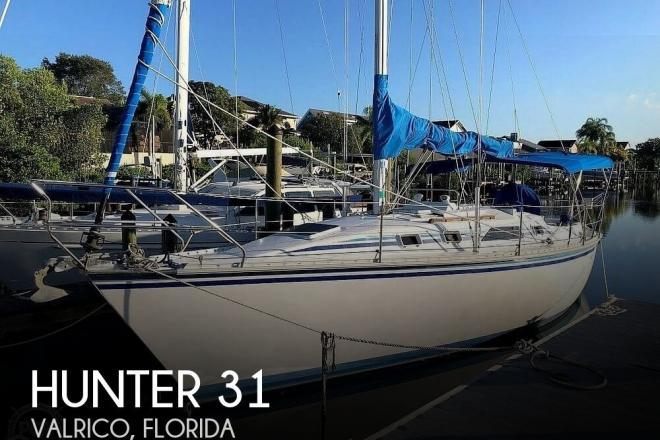 1987 Hunter 31 - For Sale at Apollo Beach, FL 33572 - ID 204031