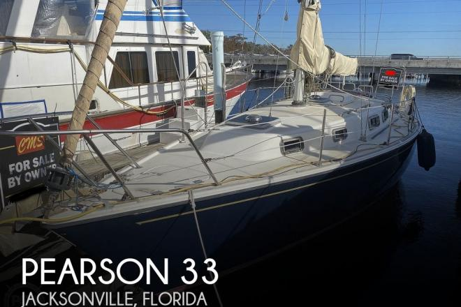 1984 Pearson 34 - For Sale at Jacksonville, FL 32223 - ID 203912