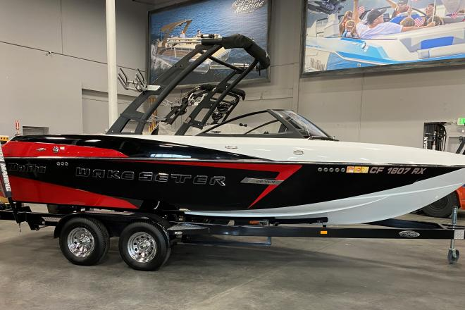 2015 Malibu 22 VLX - For Sale at South Lake Tahoe, CA 96150 - ID 204046