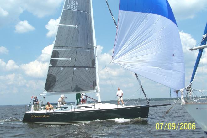 2006 J Boats J-109