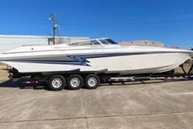 2006 Fountain 38 Lightning - For Sale at Lakeway, TX 78734 - ID 204110