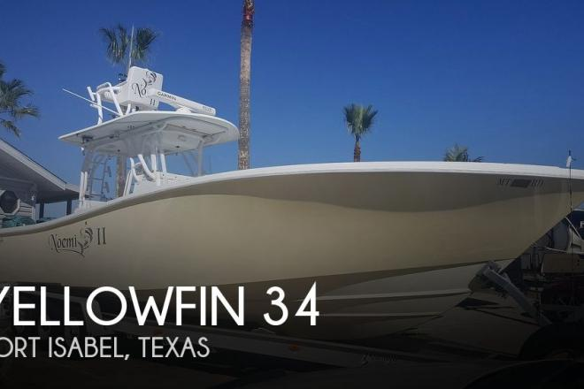 2009 Yellowfin 34 Offshore - For Sale at Port Isabel, TX 78578 - ID 203783