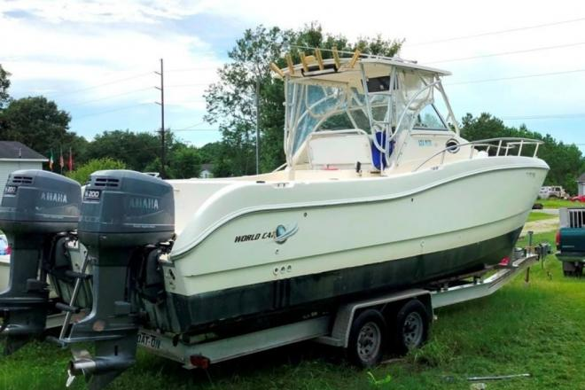 2000 World Cat 266 SC - For Sale at Hubert, NC 28539 - ID 150413