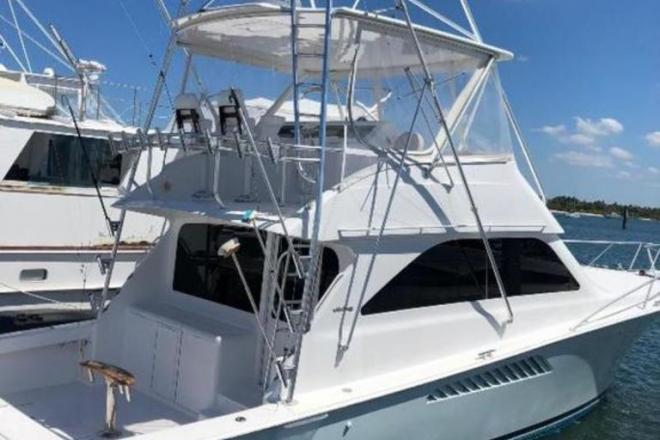 2003 Viking 45 Convertible - For Sale at West Palm Beach, FL 33404 - ID 150428