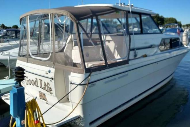1998 Bayliner Ciera 2859 Express - For Sale at Lorain, OH 44053 - ID 150456