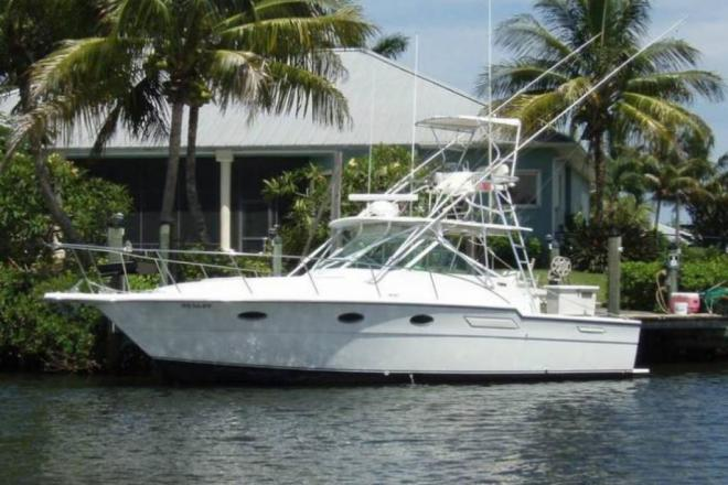 1988 Tiara 3300 Open - For Sale at Fort Pierce, FL 34949 - ID 150465