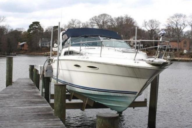 1988 Sea Ray 300 Sundancer - For Sale at Severna Park, MD 21146 - ID 150517