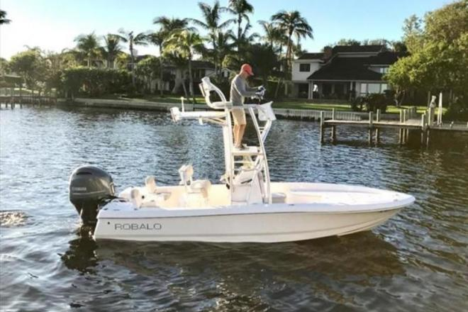 2017 Robalo 206 Cayman - For Sale at North Palm Beach, FL 33408 - ID 150562