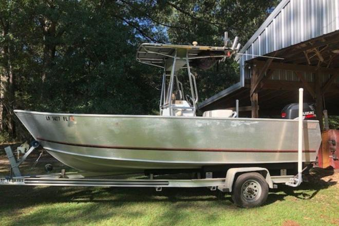 2005 Pacific 19DV Center Console - For Sale at Hammond, LA 70403 - ID 153030
