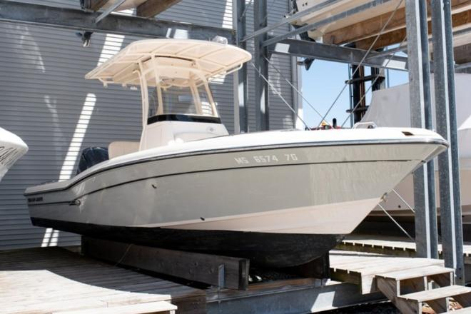 2015 Grady White 251 Coastal Explorer - For Sale at Duxbury, MA 2332 - ID 161577