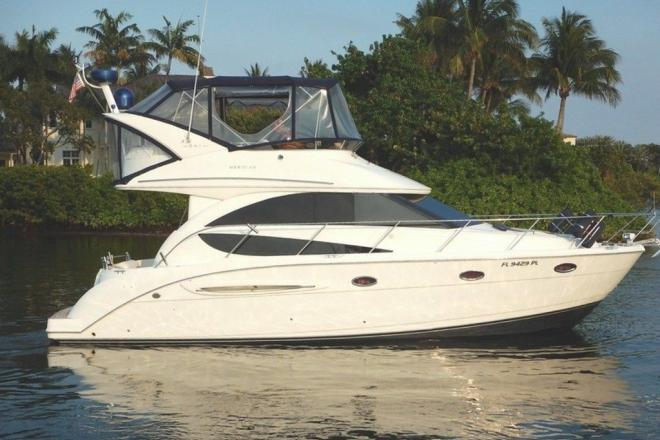 2006 Meridian 341 Sedan Bridge - For Sale at Pompano Beach, FL 33064 - ID 162021