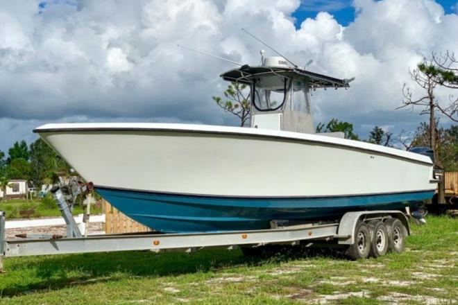 2003 Contender 36 Open - For Sale at Port Saint Joe, FL 32456 - ID 170561