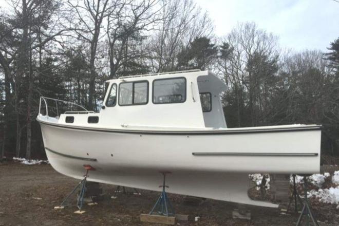 2018 Other 28 Downeast - For Sale at Boothbay Harbor, ME 4538 - ID 171580