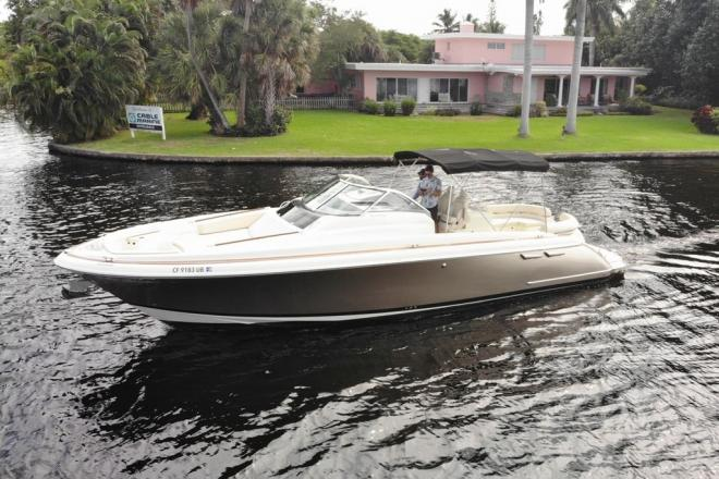 2015 Chris Craft Launch 36