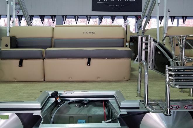 2021 Harris Cruiser 230 - For Sale at Brighton, MI 48114 - ID 203570