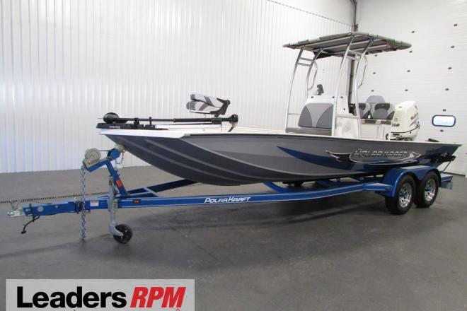 2017 Polar Kraft 206 CC Bay - For Sale at Kalamazoo, MI 49009 - ID 204380