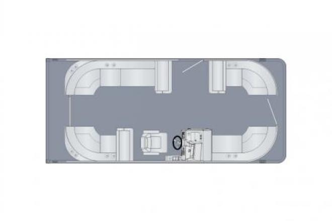 2021 Harris Sunliner 210 - For Sale at Brighton, MI 48114 - ID 204455