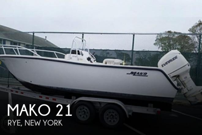2004 Mako 212 CC - For Sale at Rye, NY 10580 - ID 204533