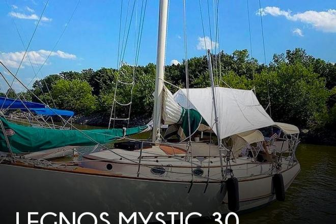 1980 Legnos Mystic 30 - For Sale at Carlyle, IL 62231 - ID 204534