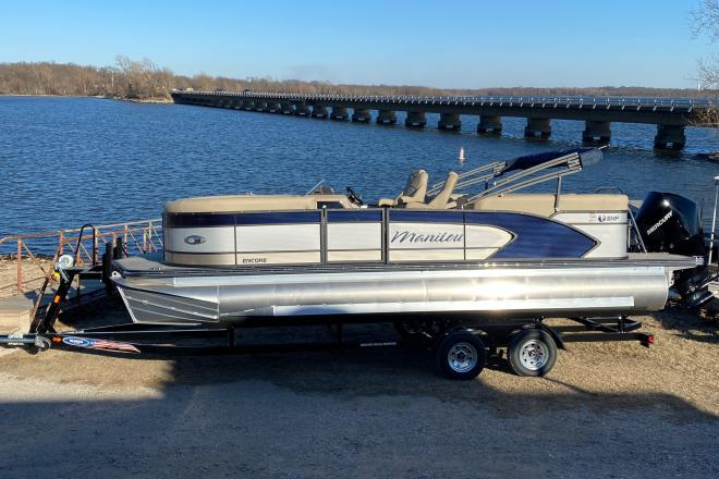 2021 Manitou ENCORE RF SHP - For Sale at Bernice, OK 74331 - ID 204547