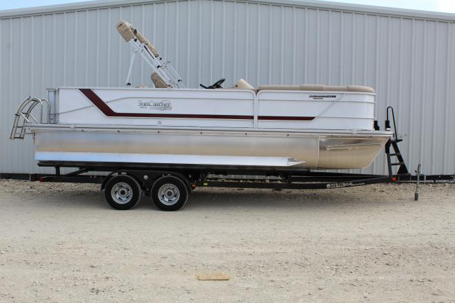 2021 Suncatcher Fusion Series - For Sale at Kingston, OK 73439 - ID 200228
