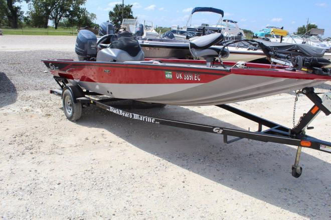 2016 G3 Boats Talon 17 PFX - For Sale at Kingston, OK 73439 - ID 198246