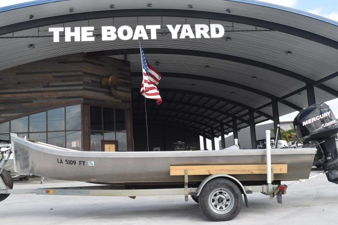 2011 Other 17x60 Skiff - For Sale at Marrero, LA 70072 - ID 204566
