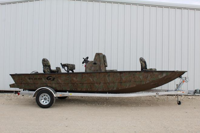 2021 G3 Boats Bay - For Sale at Kingston, OK 73439 - ID 198287