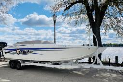 2018 Lavey Craft RPM Redline 26 Catamaran