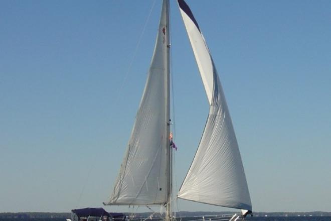 1982 Canadian Sailcraft 36T