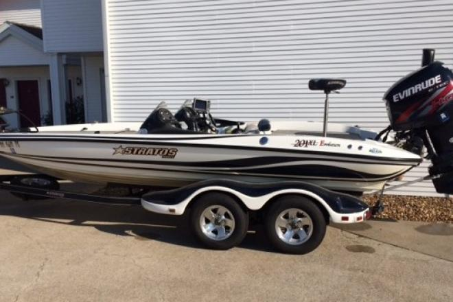 2012 Stratos Pro 201 XL Evolution - For Sale at Saint Louis, MO 63101 - ID 204631