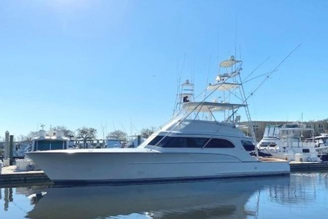 1988 Buddy Davis 61 Sportfish with Tower - For Sale at Charleston, SC 29401 - ID 204668
