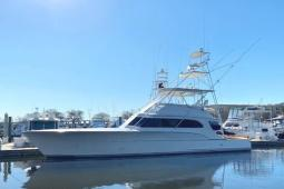 1988 Buddy Davis 61 Sportfish with Tower