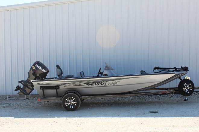 2020 Alumacraft Pro - For Sale at Oklahoma City, OK 73127 - ID 200681