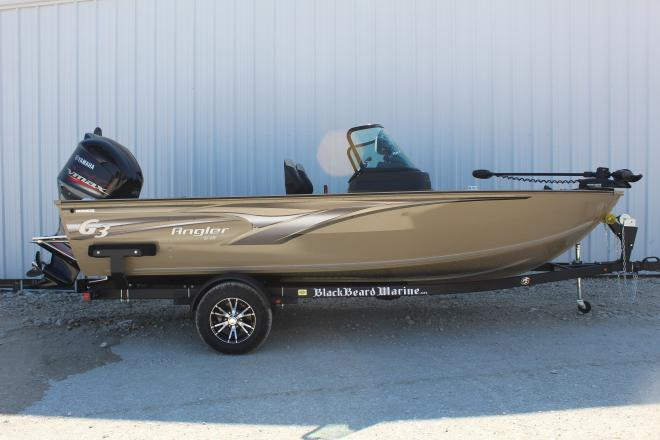 2021 G3 Boats Angler - For Sale at Kingston, OK 73439 - ID 204183