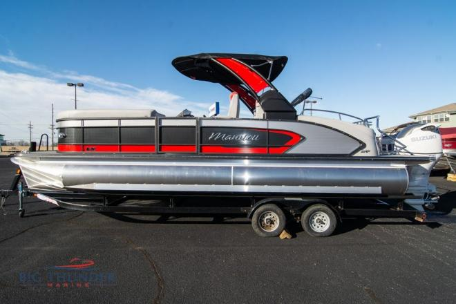 2021 Manitou 25 LX SRS SHP - For Sale at Lake of the Ozarks, MO 65049 - ID 203738