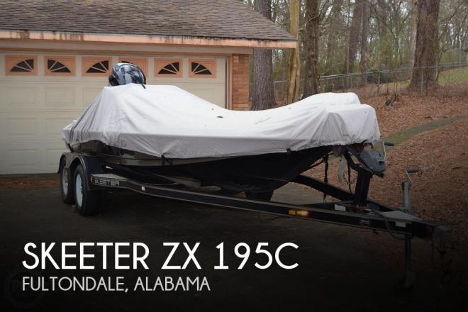 2000 Skeeter ZX 195C - For Sale at Fultondale, AL 35068 - ID 203838