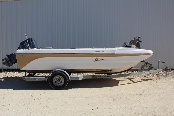 1998 Falcon Striper 18 - For Sale at Kingston, OK 73439 - ID 199210